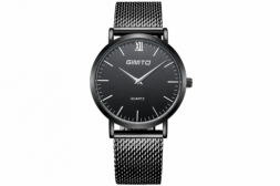 Additional picture of Часовник GIMTO Classic Black