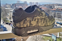 Additional picture of Камуфлажни маратонки Air Max