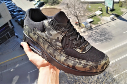 A picture of Камуфлажни маратонки Air Max